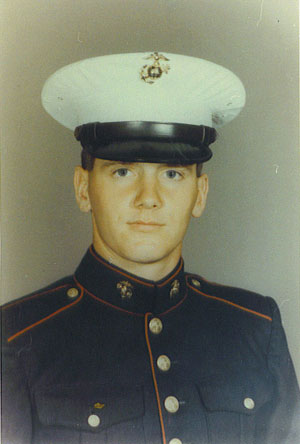 Corporal Gregory J. Harris, Marine